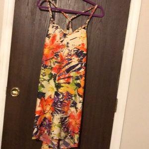 Jessica Simpson floral dress